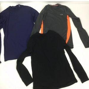 Champion base layer performance shirts bundle
